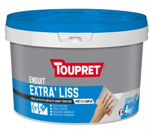 EXTRA' LISS PATE SEAU 4KG