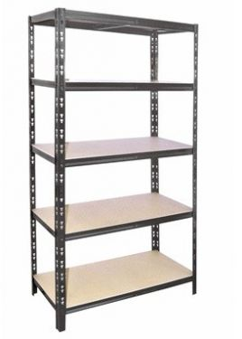 ETAGERE CHARGE LOURDE 5 TABLETTES