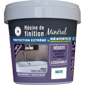 FINITION MINERAL ZONE HUMIDE MAT 500ML